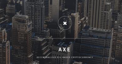 Axe koins