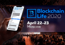 Blockchain Life 2020 Maskava