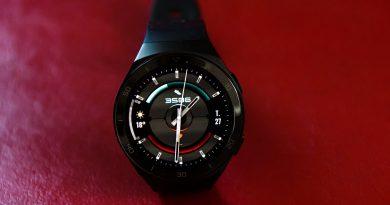Huawei viedpulkstenis