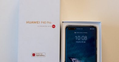 Huawei P40 telefons