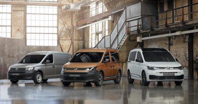 Jaunais VW Caddy 5