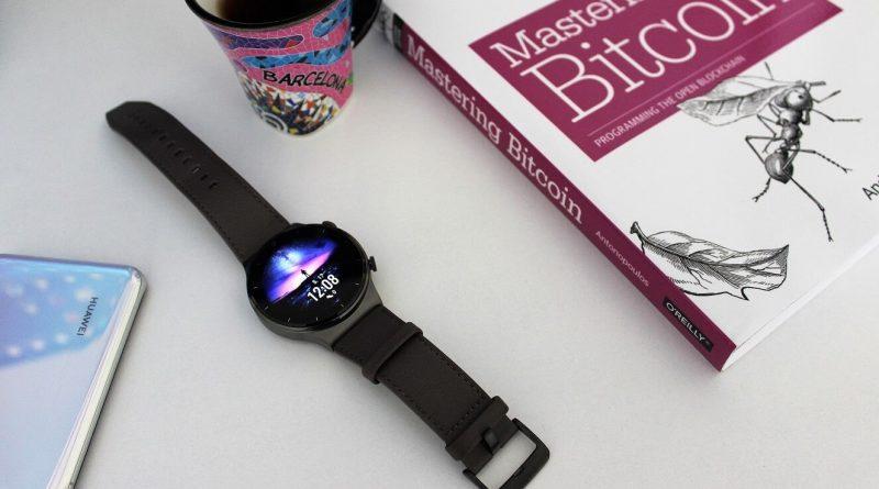 Huawei viedpulksteņa Watch GT2 Pro apskats