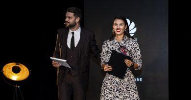 Huawei un Sintija Selicka Užane rada vīriešu stila