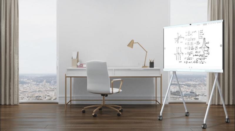 Huawei jaunākās paaudzes viedā biroja rīka IdeaHub