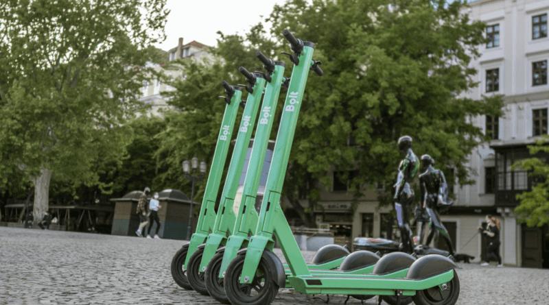 Bolt - lielākais mikromobilitātes pakalpojumu sniedzējs Eiropā