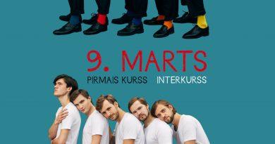 """Humorroka grupa """"Pirmais Kurss"""" izdod albumu """"Interkurss"""" un aicina uz albuma prezentāciju"""